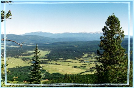 Moreno Valley Colfax County New Mexico by Collier John