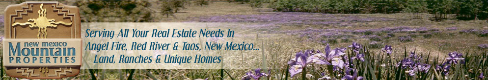 Serving All Your Real Estate Needs In Angel Fire, Red River & Taos, New Mexico; Land, Ranches & Unique Homes